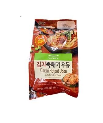 Pulmuone Kimchi Hot Pot Udon (19.97 Oz)