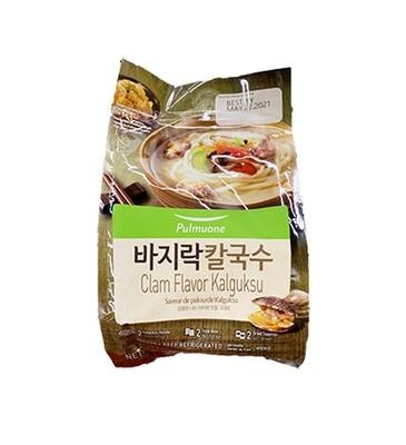 Pulmuone Clam Noodle (14.6 Oz)