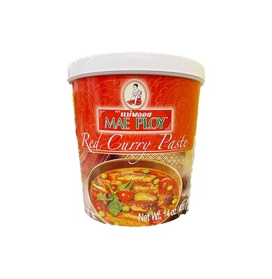 MaePloy Red Curry Paste (14 Oz)