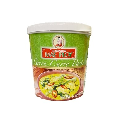 MaePloy Green Curry Paste (14 Oz)