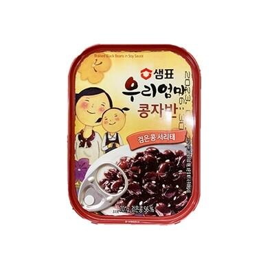 Sempio Seasoned Black Bean (2.47 Oz)