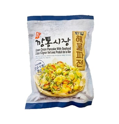 HanSang Green Onion Pancake with Seafood (15.87 Oz)
