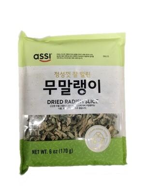 Assi Dried Radish Slice (6 Oz)