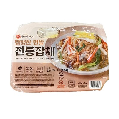 Naduri Korean Traditional Noodle JapChae (7.41 Oz)