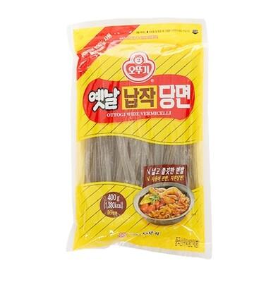 Ottogi Korean Wide Vermicelli Noodles (14.11 Oz)