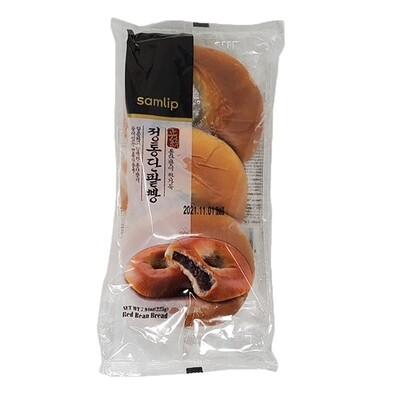 SamLip Red Bean Bread (7.93 Oz)