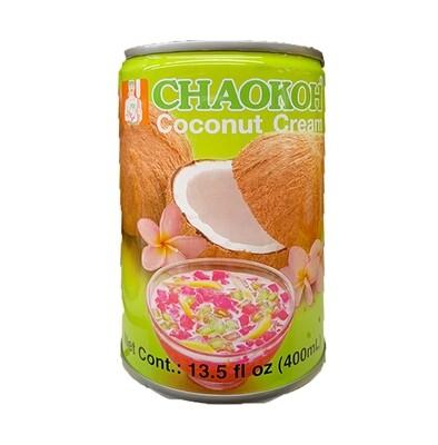 Chaokoh Coconut Cream (13.5 Fl. Oz.)