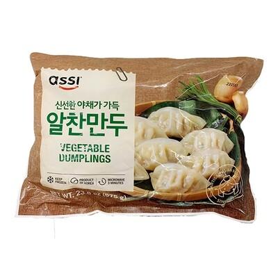 Assi Alchan Vegetable Dumpling (23.8 Oz)