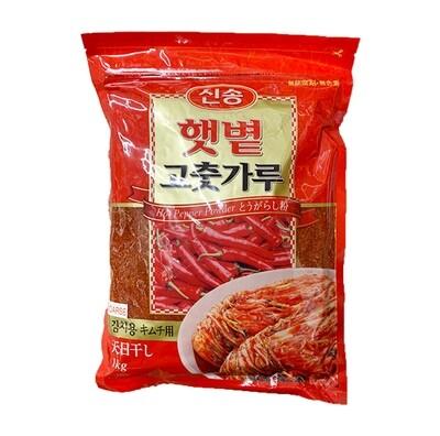 SinsSong Hot Pepper Powder Coarse (2.2 LB)