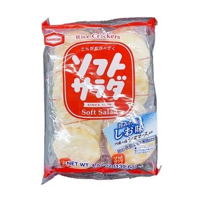 Kameda Soft Salad Rice Cracker (4.9 Oz)