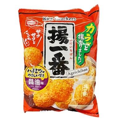 Kameda Ageichiban Rice Cracker (4.9 Oz)