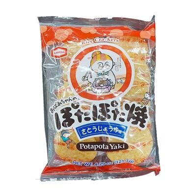 Kameda Pota Pota Yaki Rice Cracker (4.3 Oz)