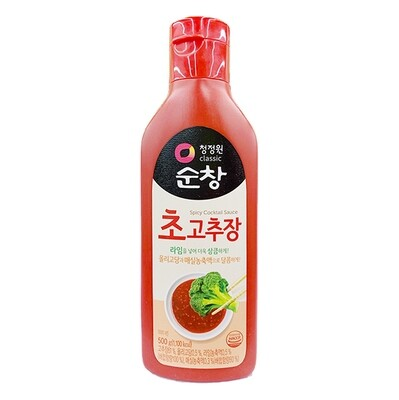 ChungJungOne Vinegar Added Hot Pepper Paste  (1.1 LBS)