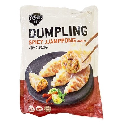 Olban Spicy JjamPPong Dumpling (17.2 Oz)