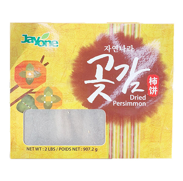 Jayone Dried Persimmon (2LBS)
