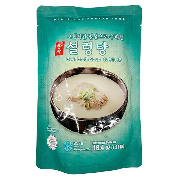 HanSang Beef Broth Soup (19.4 Oz)