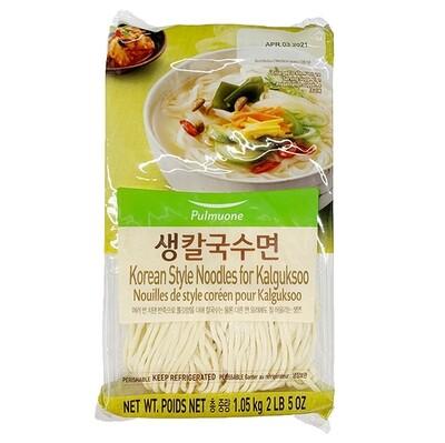 Pulmuone Korean Style Noodles for Kalguksoo (2 LB 5 Oz)
