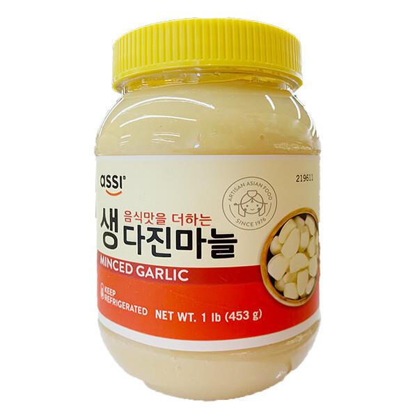 Assi Minced Garlic (1 LB)