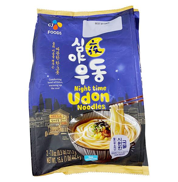 CJ Night Time Udon Noodles (15.6 Oz)