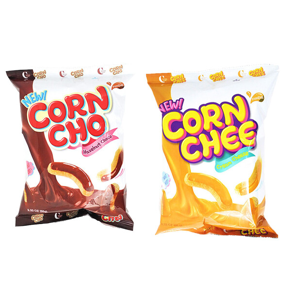 Crown Corn Puff (2.92 Oz)