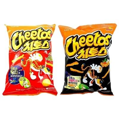 Lotte Cheetos (3.1 Oz)