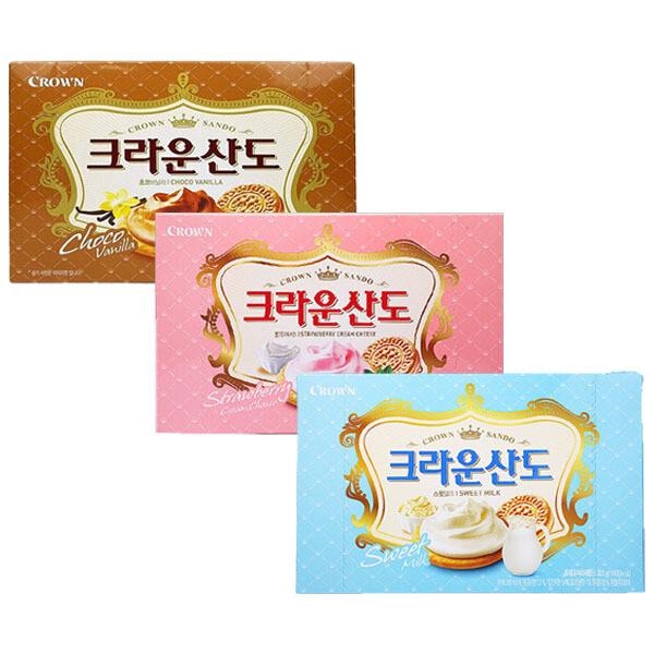 Crown Sando Biscuit (11.39 Oz)