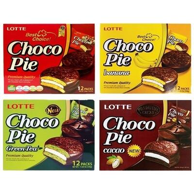 Lotte Choco Pie (11.85 Oz)