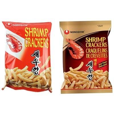 NongShim Shrimp Cracker (2.64 Oz)