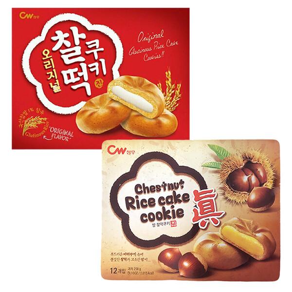 CW Rice Cake Cookie (9.1 Oz)