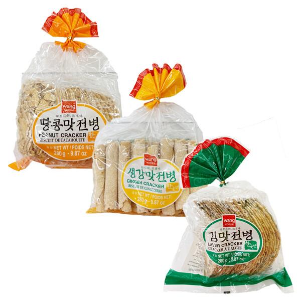 Wang Korean Cracker (9.87 Oz)