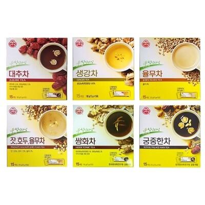 Ottogi Tea 15 Sticks