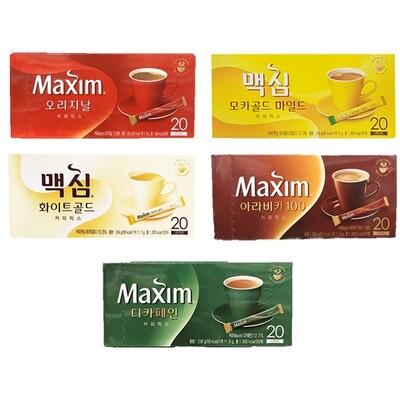 Maxim Coffee Mix 20 Sticks (8.32 Oz)