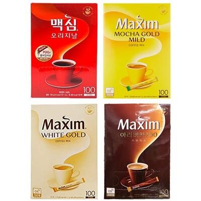 Maxim Coffee 100 Sticks (41.27 Oz)