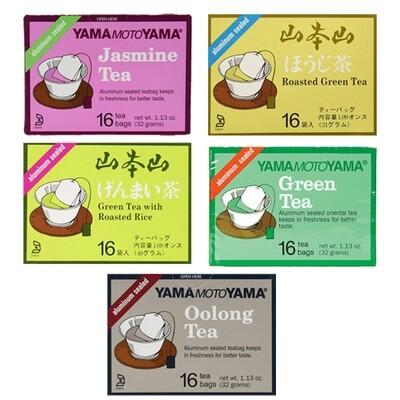 YamaMotoYama Tea 16 Bags (1.09 Oz)