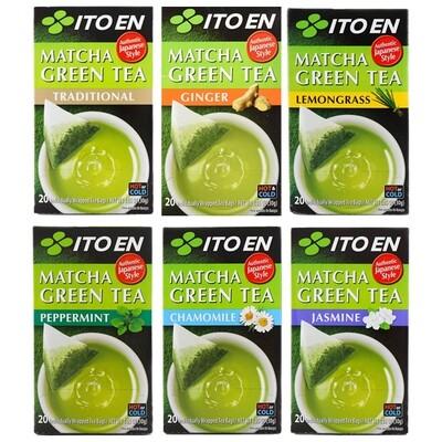 ItoEn Matcha Green Tea 20 Bags (1.05 Oz)