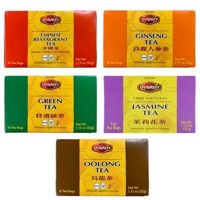 Dynasty Tea 16 Bags (1.13 Oz)