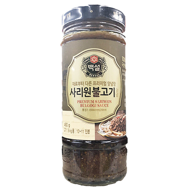 CJ Premium Sariwon Bulgogi Sauce (16.93 Oz)