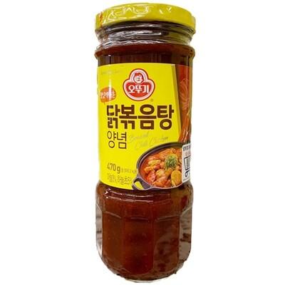 Ottogi Braised Chili Sauce for Chicken (16.58 Oz)