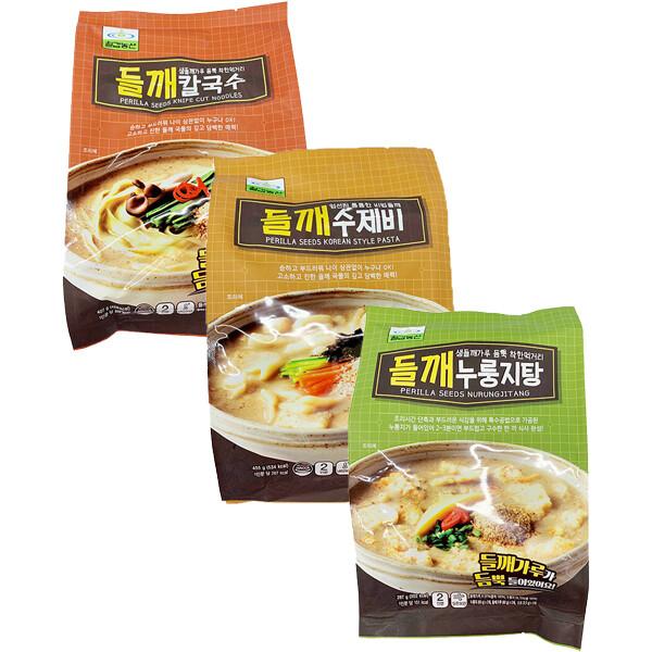 ChilGab Perilla Seeds Noodles (10.12 Oz)