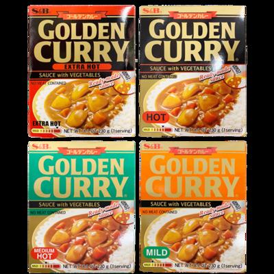 S&B Golden Curry Sauce (8.1 Oz)