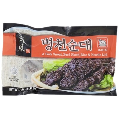 HaeTae Korean Pork Sausage (1 LB)