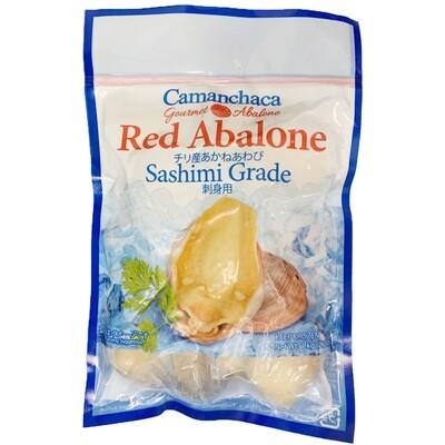 Camanchaca Red Abalone Sashimi Grade (2.2 LB)