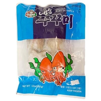 Assi Frozen Baby Octopus (12 Oz)