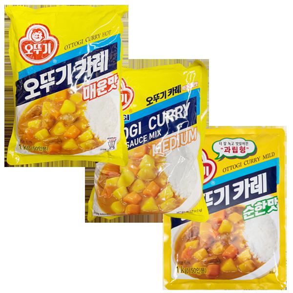 Ottogi Curry Sauce Mix (35.27 Oz)