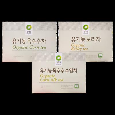 ChungJungOne Organic Tea 30 Bags (10.58 Oz)