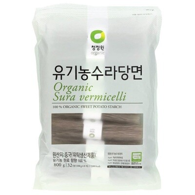 ChungJungOne Organic Sura Vermicelli (28.22 Oz)