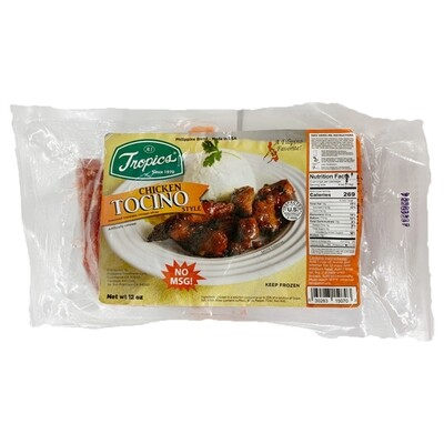 Tropcis Chicken Tocino (12 Oz)