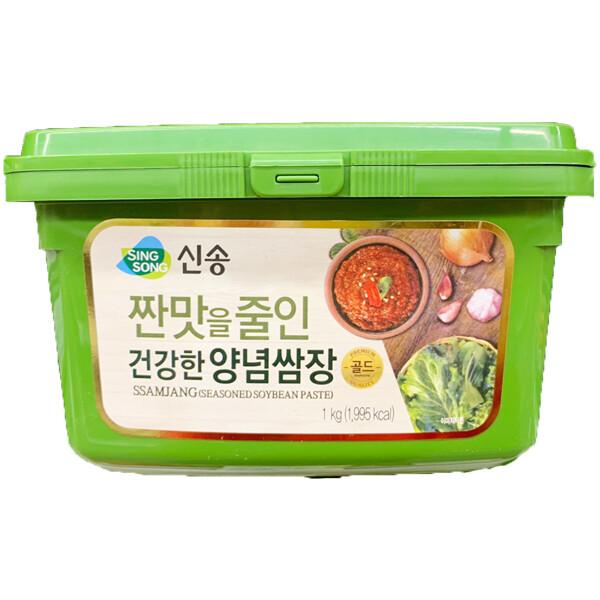 Sinsong Seasoned Soybean Paste (2.2 LBS)