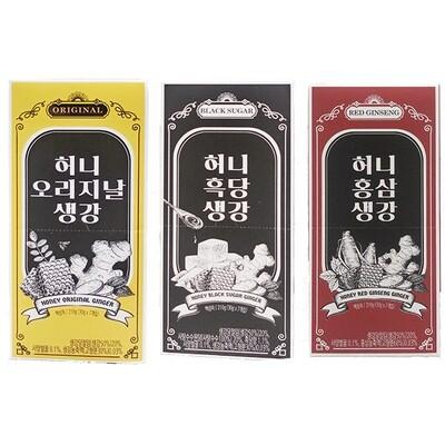 Honey Ginger Tea (7 Sticks * 1.05 Oz)