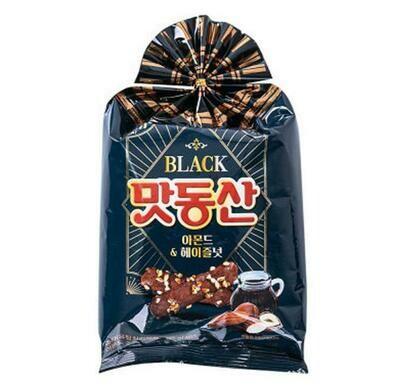 Matdongsan Black Almond & Hazelnut
